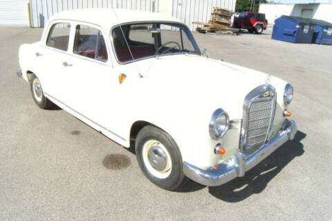1961 Mercedes-Benz 190B for sale at Haggle Me Classics in Hobart IN