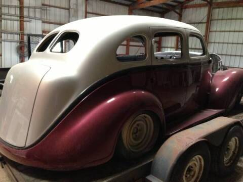 1937 Chrysler Steet Rod for sale at Haggle Me Classics in Hobart IN