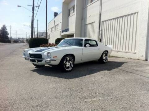 1971 Chevrolet Camaro for sale at Haggle Me Classics in Hobart IN