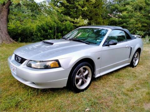 2003 Ford Mustang for sale at Haggle Me Classics in Hobart IN