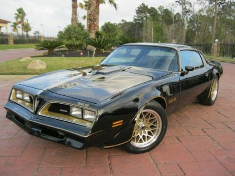 1977 Pontiac Trans Am for sale at Haggle Me Classics in Hobart IN