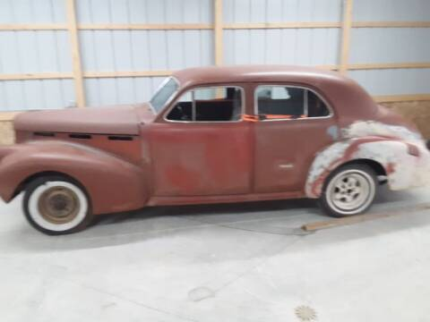 1940 Cadillac LaSalle for sale at Haggle Me Classics in Hobart IN