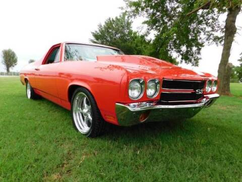 1970 Chevrolet El Camino for sale at Haggle Me Classics in Hobart IN
