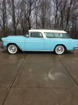 1955 Chevrolet Nomad for sale at Haggle Me Classics in Hobart IN