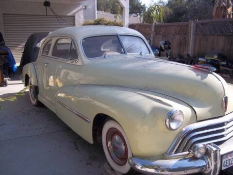 1947 Oldsmobile Ninety-Eight for sale at Haggle Me Classics in Hobart IN