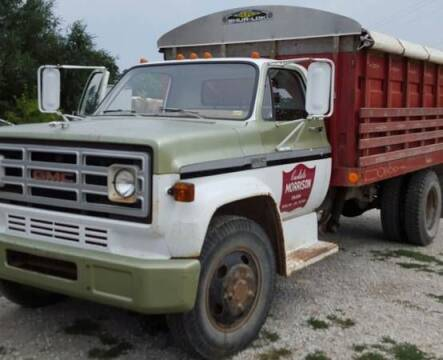1973 GMC 6000 for sale at Haggle Me Classics in Hobart IN