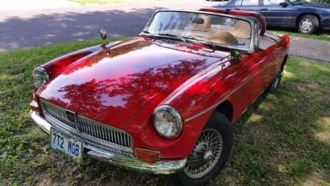 1972 MG MGB for sale at Haggle Me Classics in Hobart IN