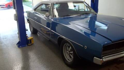 1968 Dodge Charger for sale at Haggle Me Classics in Hobart IN