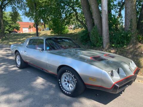 1980 Pontiac Firebird for sale at Haggle Me Classics in Hobart IN