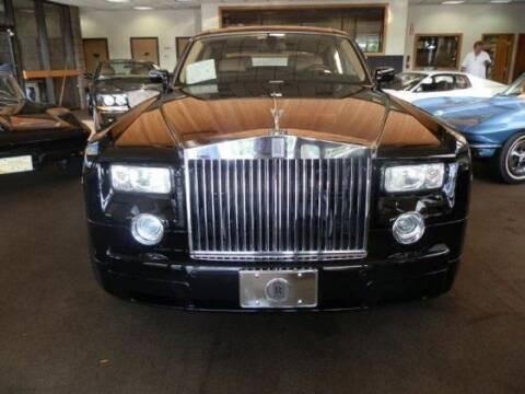 2004 Rolls-Royce Phantom for sale at Haggle Me Classics in Hobart IN