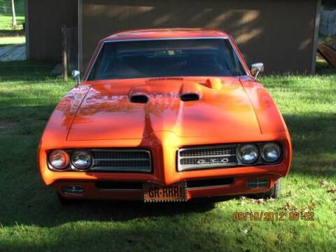 1969 Pontiac GTO for sale at Haggle Me Classics in Hobart IN