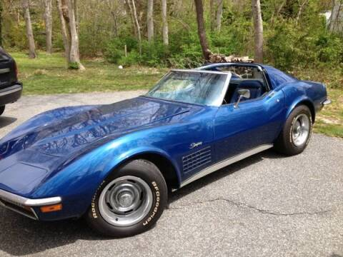 1972 Chevrolet Corvette for sale at Haggle Me Classics in Hobart IN