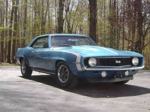 1969 Chevrolet Camaro for sale at Haggle Me Classics in Hobart IN