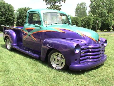 1949 Chevrolet 3100 for sale at Haggle Me Classics in Hobart IN