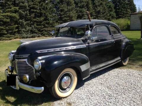 1941 Chevrolet Coupe for sale at Haggle Me Classics in Hobart IN