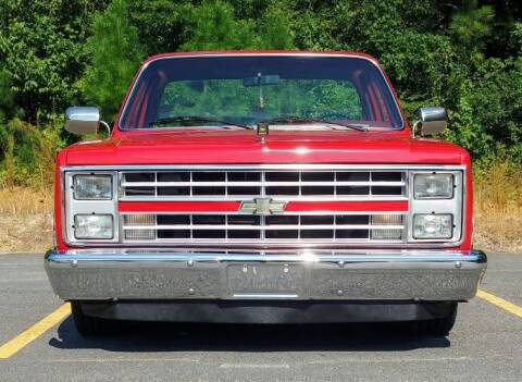 1986 Chevrolet C/K 20 Series for sale at Haggle Me Classics in Hobart IN