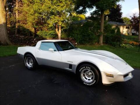 1982 Chevrolet Corvette for sale at Haggle Me Classics in Hobart IN