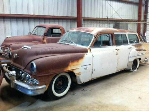 1953 Desoto Station Wagon for sale at Haggle Me Classics in Hobart IN