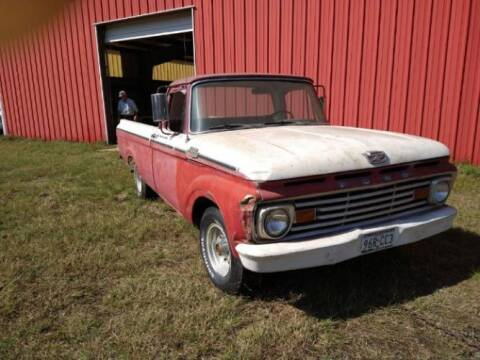 1963 Ford F-100 for sale at Haggle Me Classics in Hobart IN