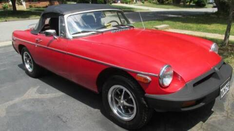 1977 MG MGB for sale at Haggle Me Classics in Hobart IN
