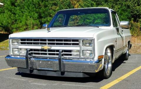 1985 Chevrolet C/K 10 Series for sale at Haggle Me Classics in Hobart IN