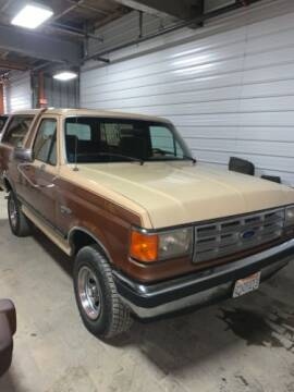 1987 Ford Bronco for sale at Haggle Me Classics in Hobart IN
