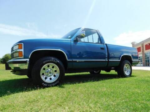 1991 Chevrolet C/K 20 Series for sale at Haggle Me Classics in Hobart IN