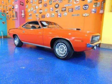 1970 Plymouth Cuda for sale at Haggle Me Classics in Hobart IN