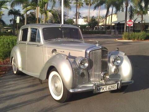 1951 Bentley Mark VI for sale at Haggle Me Classics in Hobart IN