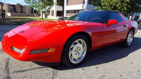 1996 Chevrolet Corvette for sale at Haggle Me Classics in Hobart IN