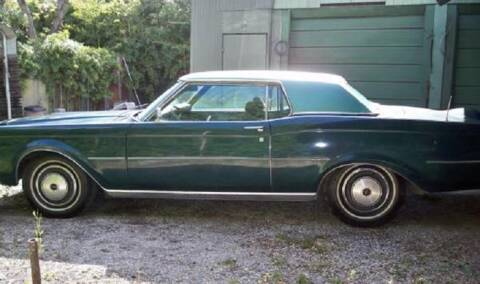 1970 Lincoln Mark III for sale at Haggle Me Classics in Hobart IN