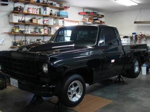 1980 Chevrolet C/K 10 Series for sale at Haggle Me Classics in Hobart IN