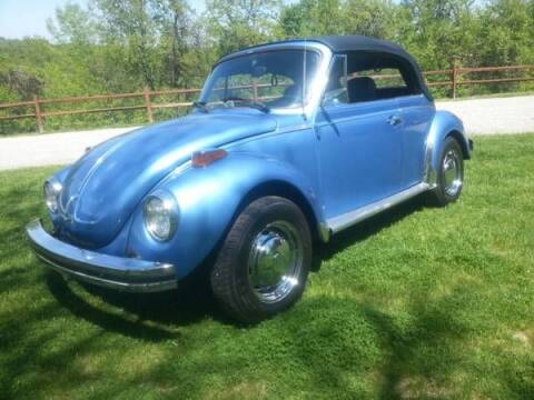 1978 Volkswagen Beetle for sale at Haggle Me Classics in Hobart IN
