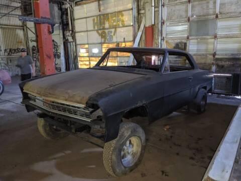 1966 Chevrolet Nova for sale at Haggle Me Classics in Hobart IN