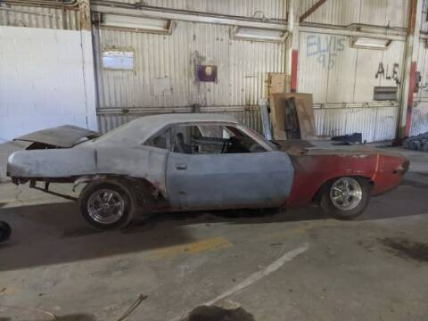 1972 Plymouth Barracuda for sale at Haggle Me Classics in Hobart IN