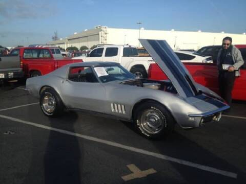 1968 Chevrolet Corvette for sale at Haggle Me Classics in Hobart IN