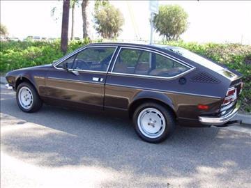 1979 Alfa Romeo Alfetta