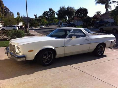 1974 Ford Ranchero for sale in Hobart, IN