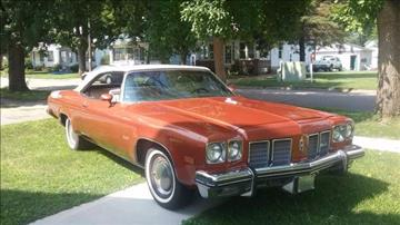 1975 Oldsmobile Delta Eighty-Eight for sale in Hobart, IN