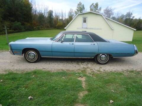 1970 Chrysler Imperial for sale at Haggle Me Classics in Hobart IN