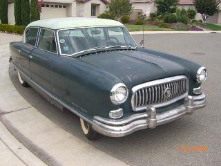 1953 Nash Ambassador for sale in Hobart, IN
