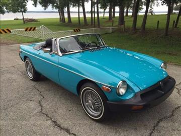 1979 MG B for sale in Hobart, IN
