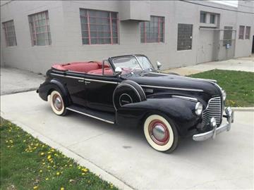 1941 Buick 4 Door Convertible