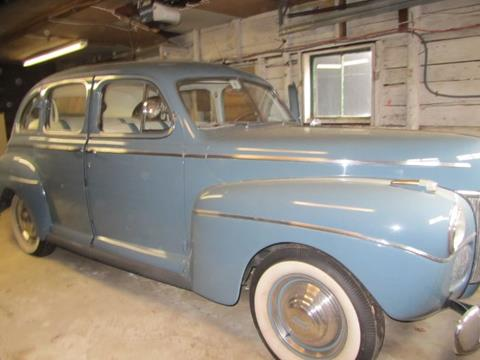 1941 Ford Super Deluxe for sale in Hobart, IN