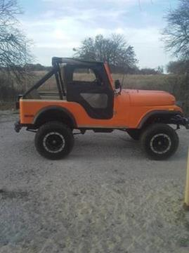 1978 Jeep CJ-5 for sale in Hobart, IN