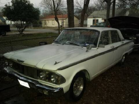 1962 Ford Fairlane for sale at Haggle Me Classics in Hobart IN