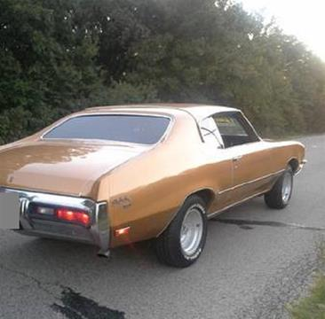 1972 Buick Skylark for sale in Hobart, IN
