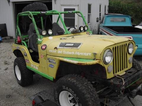 1979 Jeep CJ-5 for sale in Hobart, IN