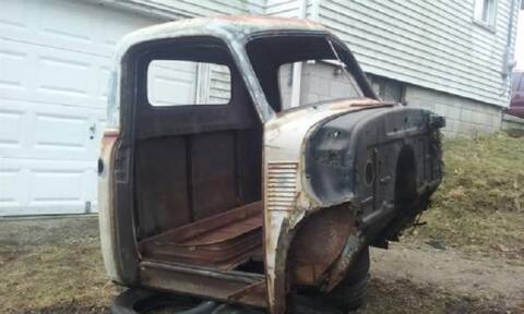 1953 Chevrolet C/K 20 Series for sale at Haggle Me Classics in Hobart IN