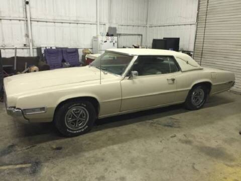 1968 Ford Thunderbird for sale at Haggle Me Classics in Hobart IN